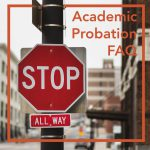 PX FAQ – Probation after first term with less than 1.0 GPA