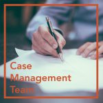 Case Management Team and Role on Campus