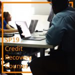 Spring 2019 Credit Recovery Courses