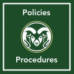 Learning CSU Policies and Procedures